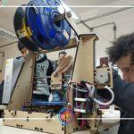 Impressora 3D do PET-CoCE